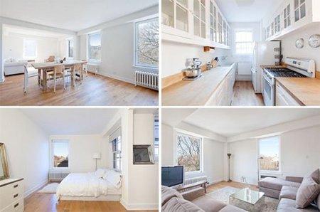 El piso de la modelo Lily Donaldson en alquiler, un loft de lujo en el East Village de NY