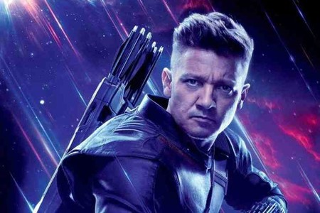 Marvelinfinitywar Hawkeye