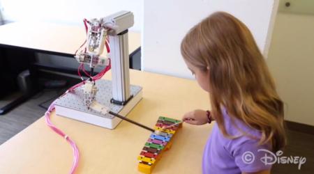 Disney ya prueba robots ágiles y más seguros sin motores ni estructuras complejas: solo con aire