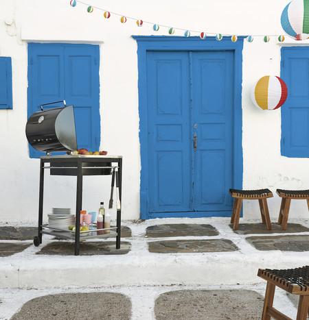 Barbacoa Terraza Verano Ikea