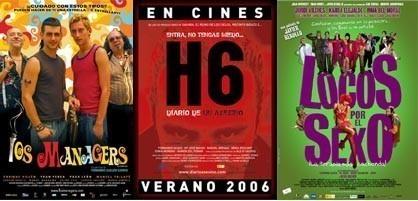 ¿Qué le pasa al cine español?