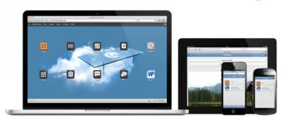 Telefónica adquiere eyeOS, el sistema operativo web español