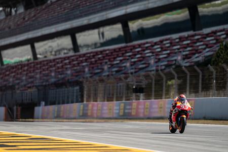Marquez Barcelona Motogp 2021