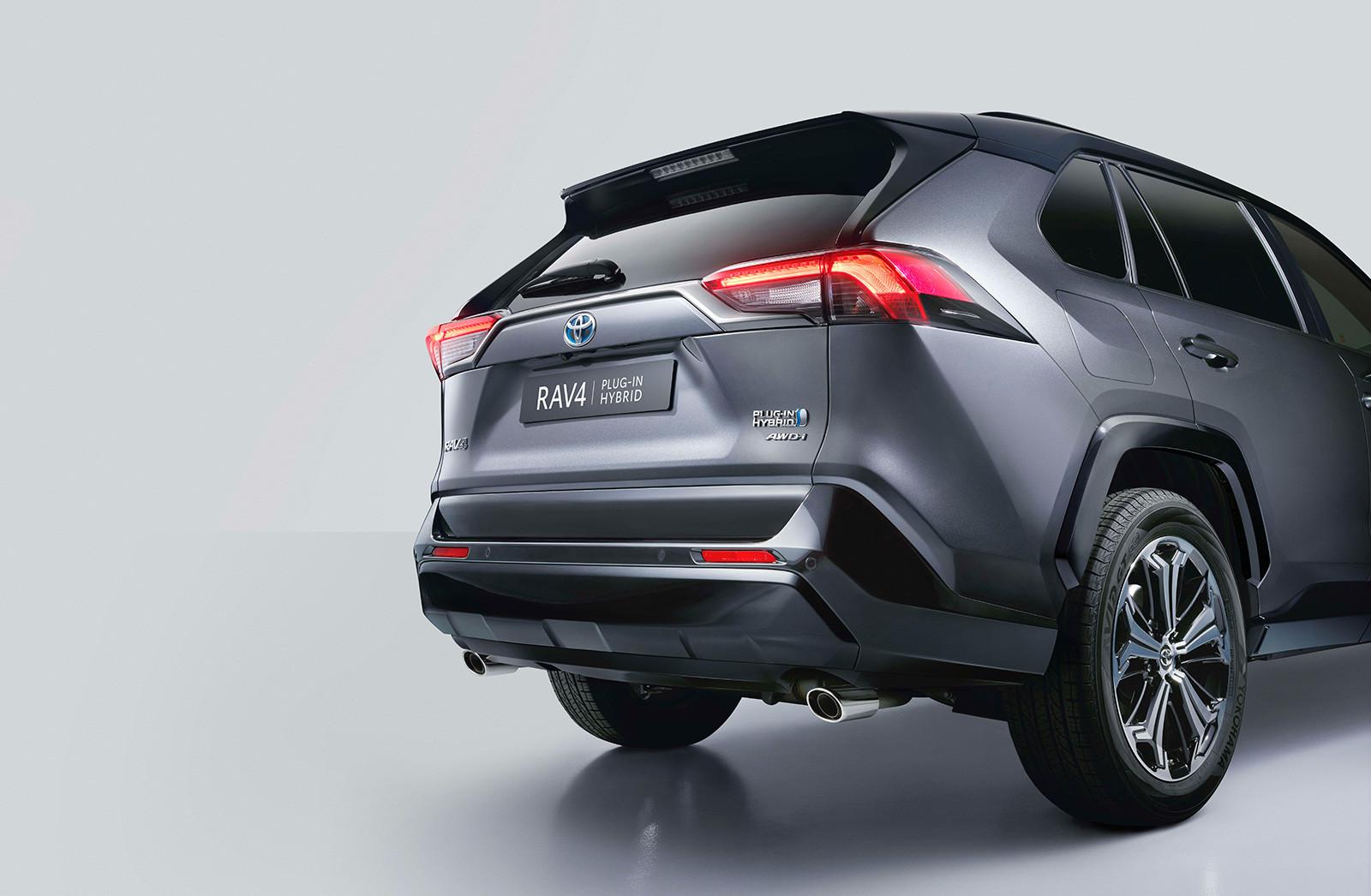 Foto de Toyota RAV4 Plug-in Hybrid 2020 (9/10)