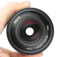 Meike 50mm F1.7: El popular objetivo chino ahora llega para monturas Canon R y Nikon Z
