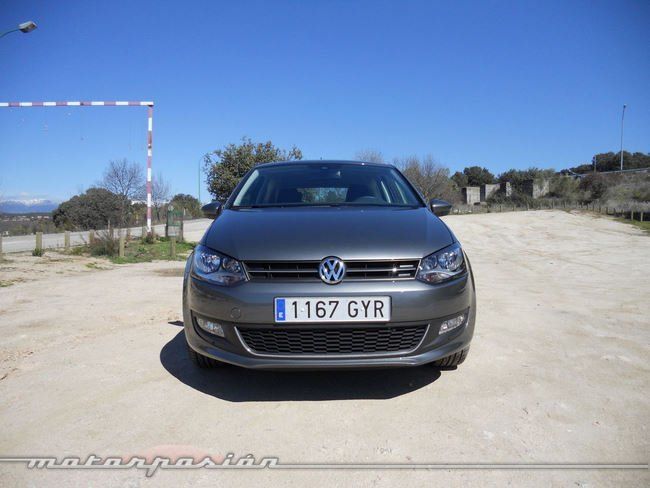 Volkswagen Polo frontal
