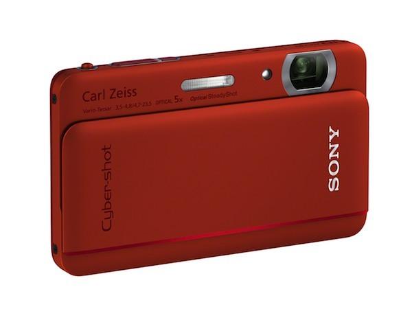 Sony Cyber-shot TX66