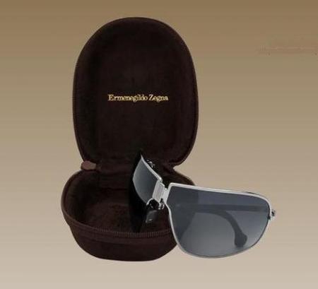 Ermenegildo Zegna, sus mejores gafas de sol 2009