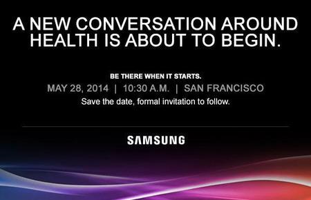 """Samsung anuncia evento para hablar de """"salud"""" el 28 de Mayo"""
