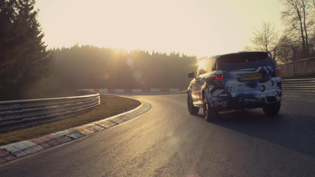 Foto de Range Rover Sport SVR - Nürburgring (4/4)