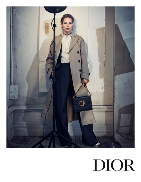 Dior Ready To Wear Fall 2018 Jennifer Lawrence C Brigitte Lacombe 5