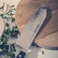 Ofertas del día en la sección de cocina de Amazon, con cuchillos, sartenes o baterías de cocina rebajadas