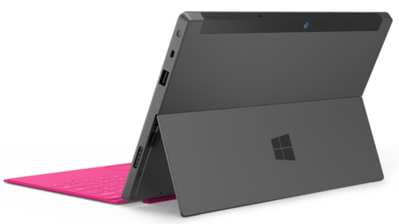 Surface por detrás