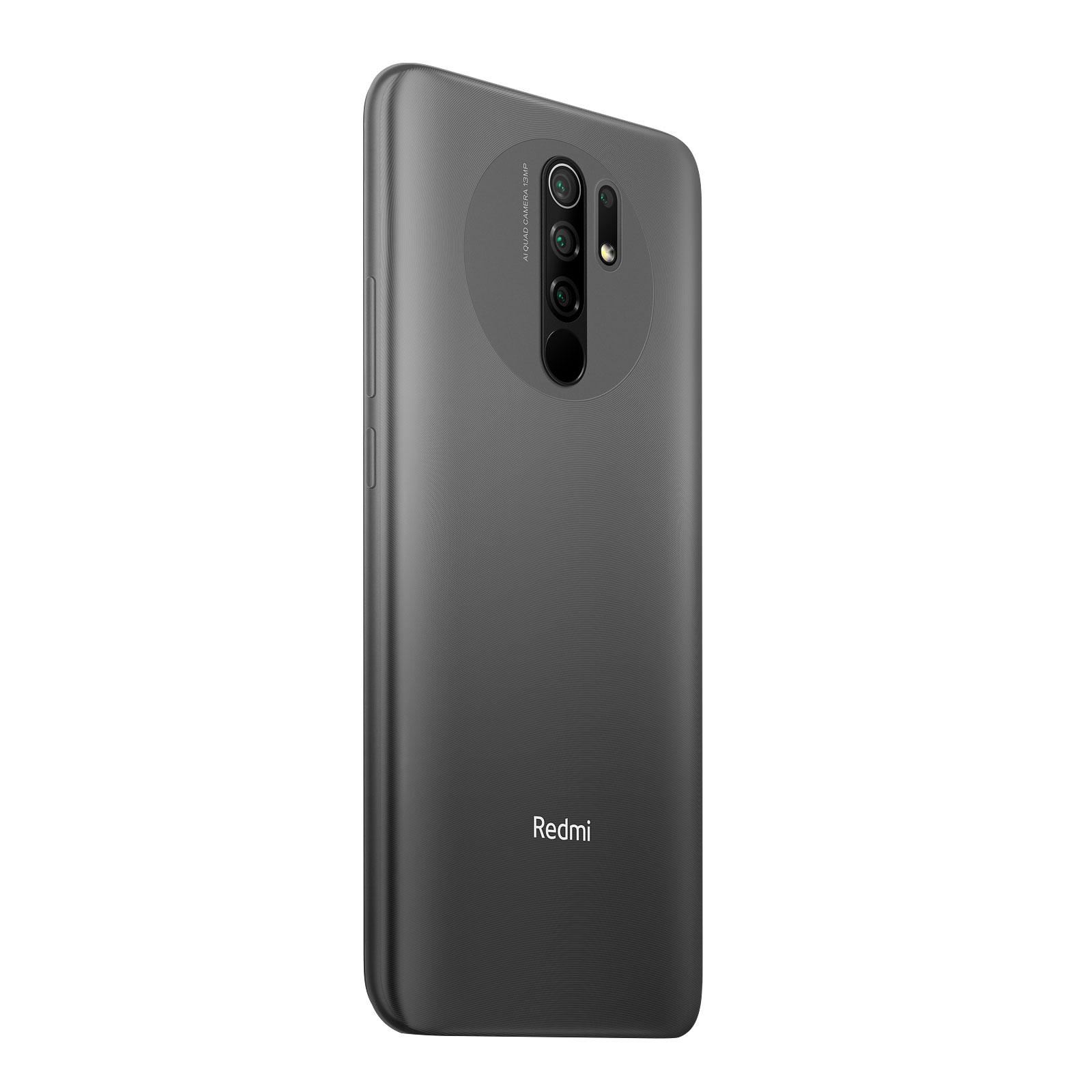 Redmi 9 - 3GB+32GB, Gris Carbono