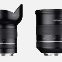 Samyang presenta su línea 'PREMIUM' con un 85mm ƒ/1.2 y un 14mm ƒ/2.4