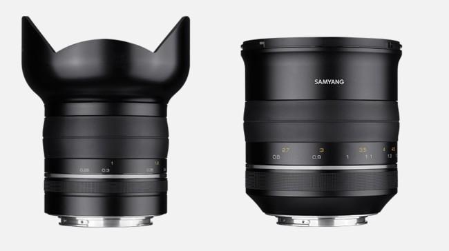 Samyang Product Photo Prm Lenses 14mm F2 4 Camera Lenses Banner 04 L