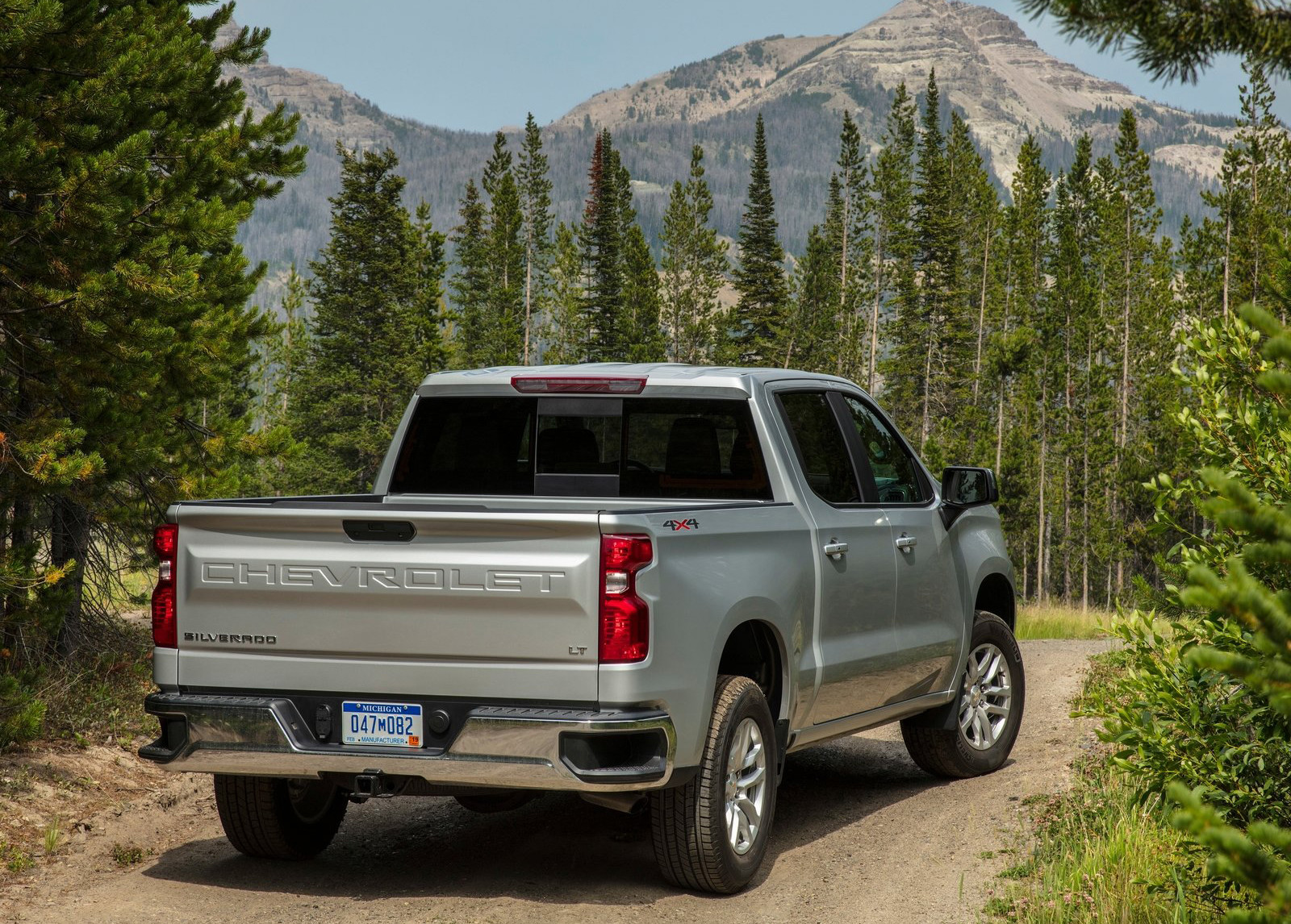 Foto de Chevrolet Cheyenne 2019 (9/14)