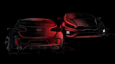 El Kia Cee'd GT tendrá un motor turbo de 204 caballos