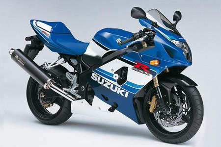 Suzuki Gsxr 750 2005 20th Anniversary