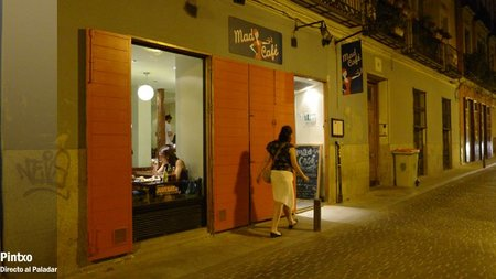 Mad Café, más hamburguesas buenas en Madrid