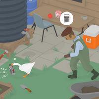 Untitled Goose Game llegará en septiembre para que sembremos el caos con pico y plumas
