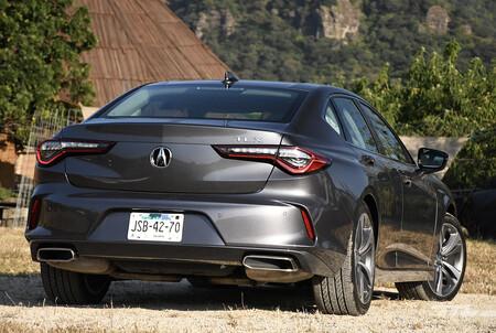 Acura Tlx 2021 Mexico Opiniones Prueba 5
