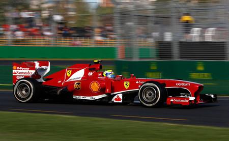 Felipe Massa, optimista sobre su futuro en Ferrari