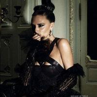 Imágenes de Victoria Beckham en UK Harper's Bazaar