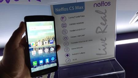 Neffos C5 Max Primeras Impresiones