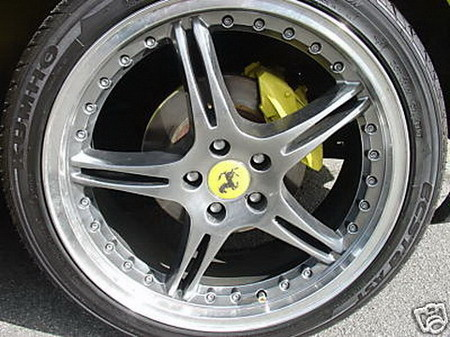 Ferrari Enzo casero