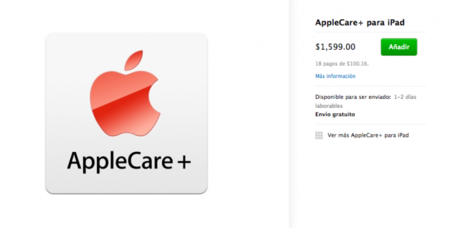 AppleCare+ ya está disponible para iPhone y iPad en México