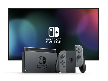 Nintendo Switch Oficial 2