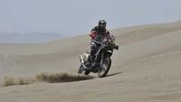 Dakar 2013: Pisco - Pisco, etapa 2
