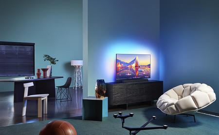 Philips presenta sus nuevos televisores LCD para 2020: 4K, Dolby Vision y audio Bowers & Wilkins son sus principales bazas