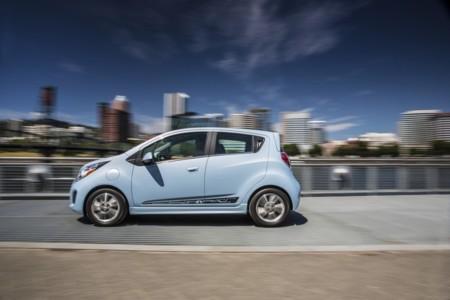 Abril ha sido el mes del Chevrolet Spark EV en Estados Unidos