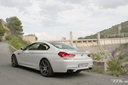 Bmw M6 Competition 22