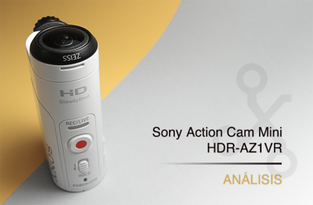 Sony Action Cam Mini (HDR-AZ1VR), análisis