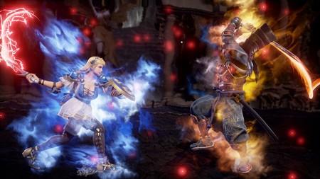 Soul Calibur VI: Mitsurugi y Sophitia reaparecen en la PlayStation Experience en un nuevo gameplay [PSX 2017]