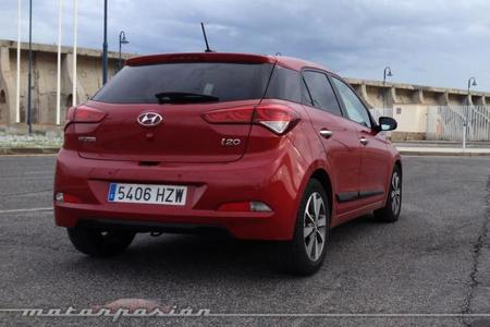 Hyundai i20 2014 Contacto