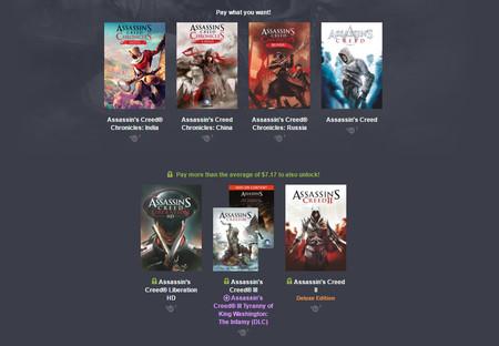 Humble Assassins Creed Bundle