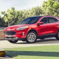 El Ford Escape 2021 expande su gama Hybrid en México y elimina el EcoBoost: estos son sus precios