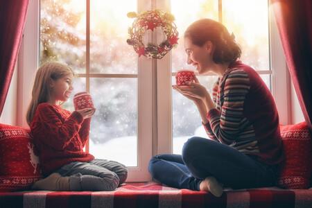 Navidad Madre Hija Taza