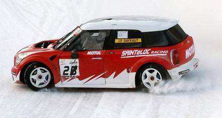 Jean-Philippe Dayraut volverá al Pikes Peak con un Mini