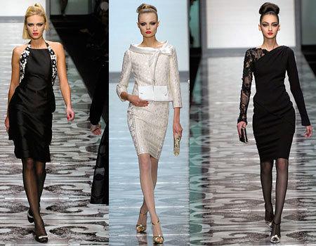 Colección de Alta Costura Valentino para Otoño-Invierno 2007-2008