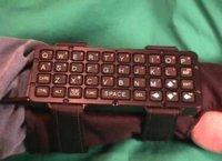 El teclado en tu muñequera con Wrist Keyboard