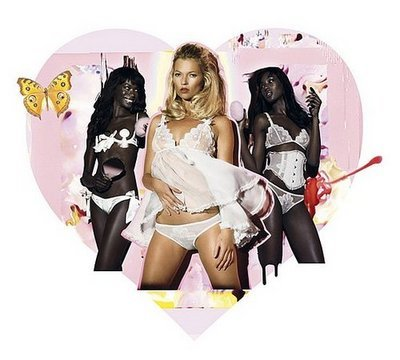 kate moss ropa interior agent provocateur