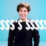 De 275.000 a 2.000 dólares al mes: así han menguado las ganancias de David Dobrik en YouTube tras el 'adpocalypse'
