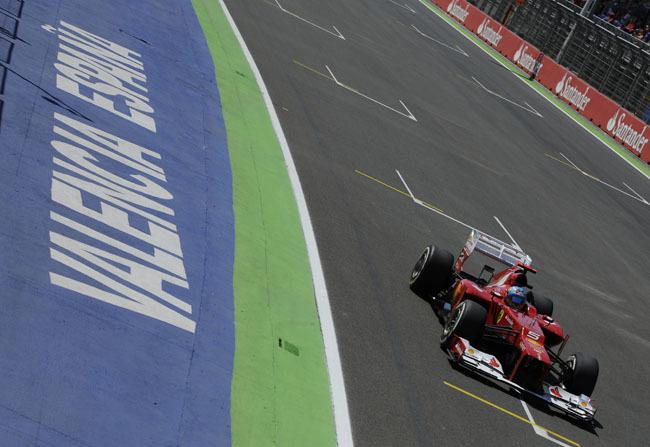 GP Europa-Fernando Alonso
