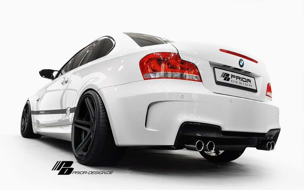Foto de Prior Design BMW Serie 1 Coupé (22/27)