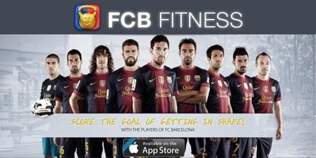 Así es FCB Fitness, la nueva app del FC Barcelona para ponerte en forma, en exclusiva